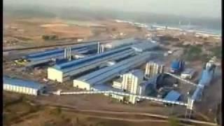 Jharsuguda India  city photos gallery : Vedanta Aluminium Limited. Jharsuguda Orissa (Transformation)