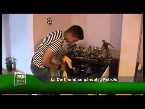 La Dortmund cu gândul la Petrolul