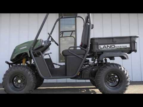 Landmaster - When you need more capability than you can get from a golf cart, but can't quite swallow the overpriced oversized utility vehicle options from some manufactu...