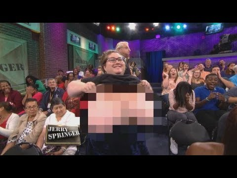 Greatest Flash Of All Time (The Jerry Springer Show)