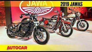 Download Video 2019 Jawa Motorcycles | Walkaround and First Look | Autocar India MP3 3GP MP4