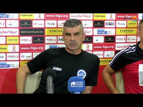 Wigry Suwałki - Podbeskidzie Bielsko-Biała 1:0. Piękne w sporcie to, co skuteczne