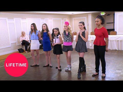 Dance Moms: The ALDC Girls Attend an Acting Workshop (Season 5 Flashback) | Lifetime