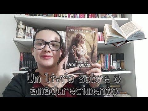 Resenha Um Amor para Lady Johanna / Julie Garwood