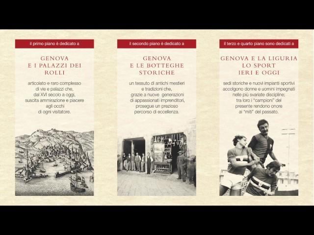 Montallegro per Genova