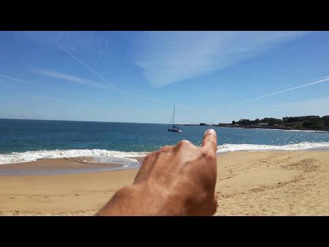 Lisboa - Visita a praia de Carcavelos/Sto. Amaro de Oeiras