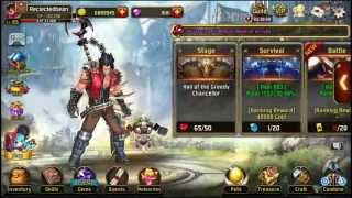 Video Kritika: White Knights, hitting level 65, gearing up and opening 97 gold chests!!! MP3, 3GP, MP4, WEBM, AVI, FLV Juli 2018