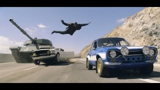 Nonton Fast & Furious 6 - Big Game Spot Film Subtitle Indonesia Streaming Movie Download