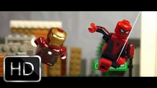 Video Spider-Man Homecoming Trailer in LEGO MP3, 3GP, MP4, WEBM, AVI, FLV Mei 2017
