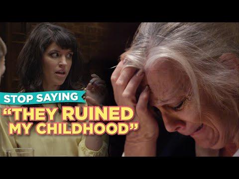 Zničené dětství
