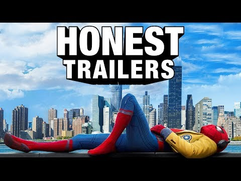 Honest Trailers - Spider-Man: Homecoming