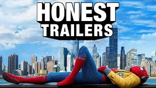 Video Honest Trailers - Spider-Man: Homecoming MP3, 3GP, MP4, WEBM, AVI, FLV Mei 2018