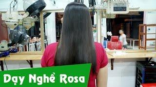 Duỗi tóc trung bình yếu