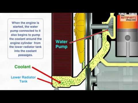 How Car Cooling System Works