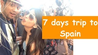 Nonton How To Plan Spain Trip From India | 7 Days Europe Travel | In Hindi Film Subtitle Indonesia Streaming Movie Download