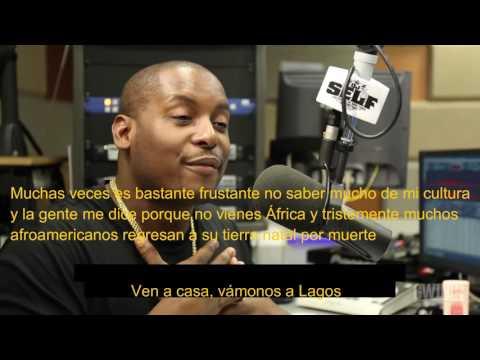 Entrevista traducida de DJ Self a Wizkid en Power 105