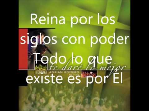 Jesus Adrian Romero Al Estar Ante Ti