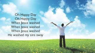 Oh Happy Day By <b>Carole Fredericks</b> Lyrics