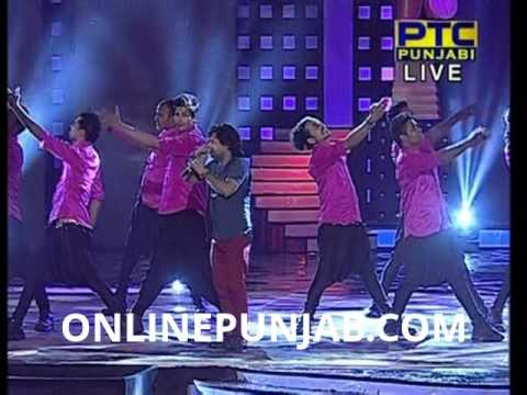 kher - Bollywood singh Kailash kher singing in punjabi at punjabi music awards 2013.