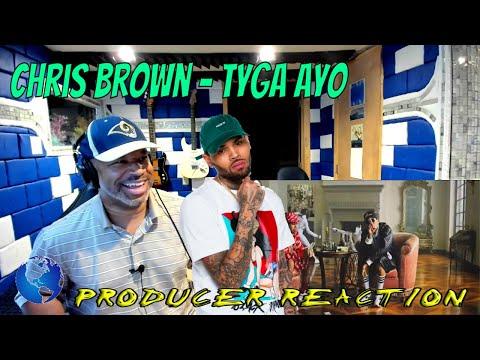Chris Brown, Tyga   Ayo Official Video - Producer Reaction
