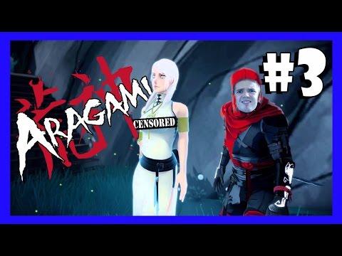 SVĚTELNÍ LUČIŠTNÍCI - Aragami #3