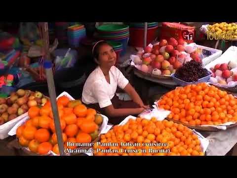 Pandaw bateau croisière en Birmanie (Pandaw Myanmar Boat Cruise - Galatourist)