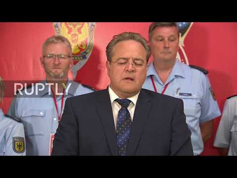 Russia: German Police Chief Notes High Security Level Of WC 2018