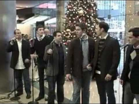 Straight No Chaser - performs live at Atlantic