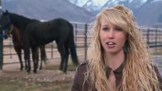 Video The Ride with Cord McCoy: Inspirational Cowgirl Amberley Snyder MP3, 3GP, MP4, WEBM, AVI, FLV Juli 2018
