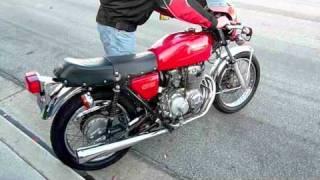 4. 1975 Honda CB400F
