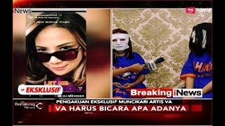 Video Pengakuan 2 Mucikari: Vanessa Angel Berbohong Mengaku Dijebak - Breaking iNews 10/01 MP3, 3GP, MP4, WEBM, AVI, FLV Januari 2019