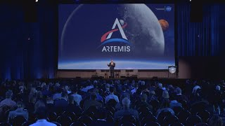 International Partnership for the Moon and Mars on This Week @NASA – October 25, 2019 by NASA