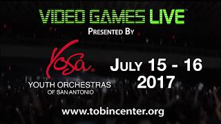 Video Games Live! With YOSA