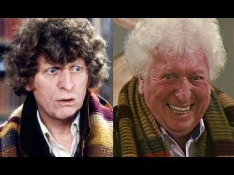 Doctor Who - Actors Then and Now - HD  #SHADA