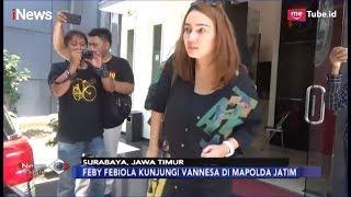 Video Prihatin! Feby Febiola Kunjungi Vanessa Angel di Mapolda Jatim - iNews Malam 13/03 MP3, 3GP, MP4, WEBM, AVI, FLV Maret 2019
