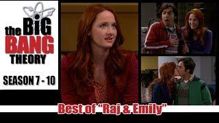 "Video Best of Big Bang Theory - ""Raj & Emily"" Revised MP3, 3GP, MP4, WEBM, AVI, FLV April 2019"