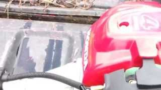 8. Honda HHT35S weed trimmer
