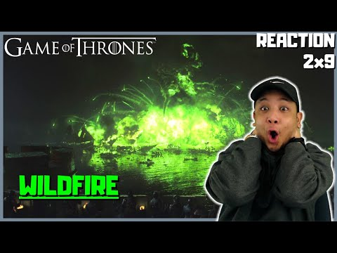 🔥 THE BATTLE OF THE BLACKWATER 🔥 | Game Of Thrones 2x9 | Reaction