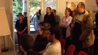 Video La réaction des militants du Front National à Grenoble - Élection présidentielle 2017 MP3, 3GP, MP4, WEBM, AVI, FLV Oktober 2017