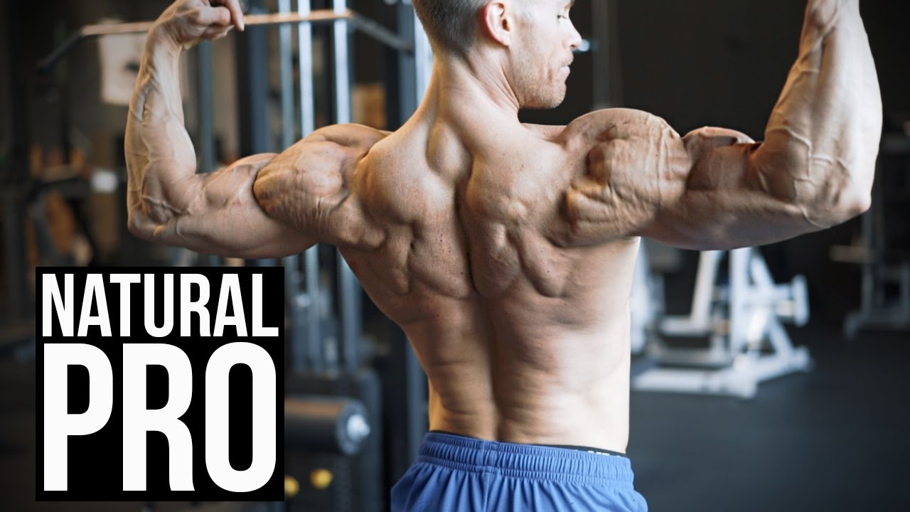 Day In The Life Of A Natural Pro Bodybuilder