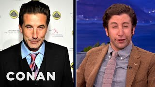 Video Simon Helberg Channels Nic Cage, Billy Baldwin & Ben Stiller - CONAN on TBS MP3, 3GP, MP4, WEBM, AVI, FLV September 2018