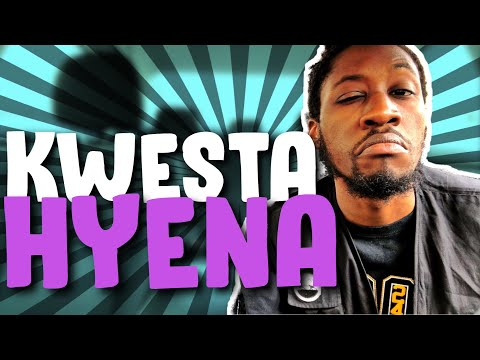 KWESTA - HYENA (REACTION)
