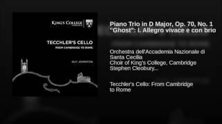 Piano Trio in D Major, Op. 70, No. 1