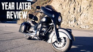 3. Indian Chieftain Dark Horse | 1-Year Later Review