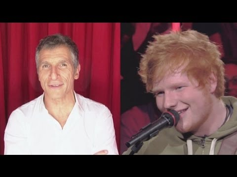 My Taratata - Nagui - Ed Sheeran - You need me, I don't need you (Live 2011)