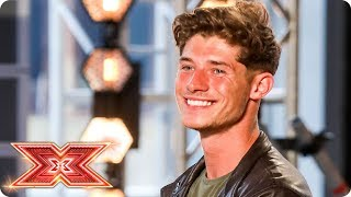 Video Sam Black takes us back with his 60s vibe |  Auditions Week 1 | The X Factor 2017 MP3, 3GP, MP4, WEBM, AVI, FLV Juli 2018