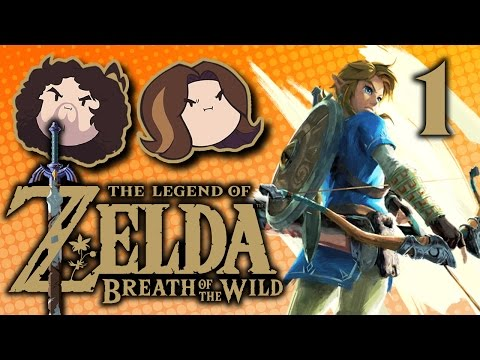 Breath of the Wild: Shirtless Hero - PART 1 - Game Grumps (видео)