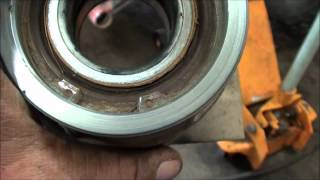 9. Replacing Wheel bearings in a 2004 Polaris Sportsman 700 efi