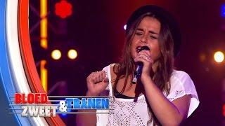 Nina Meijer zingt 'Jouw Hand' van Guus Meeuwis | Bloed, Zweet & Tranen 2015 | Auditie