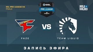 FaZe vs Team Liquid - ESL Pro League Finals - de_mirage [yXo, Enkanis]